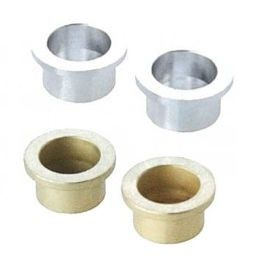 NIC Candle Holder Metal Casing For Birthday Rings Brass
