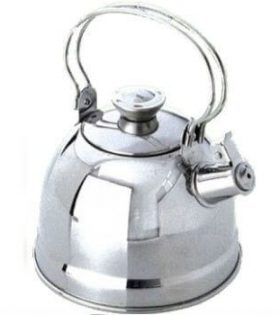 NIC Kettle with Whistle