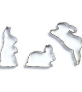 Mini Cookie Cutter Set for kids