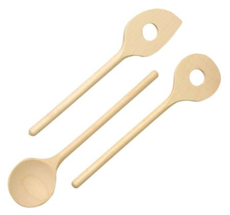 Wooden Spoon Set for kids