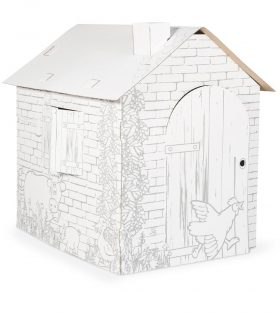 Cardboard House by Legler