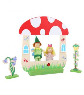 Fairy Finger Puppet Theatre by Legler