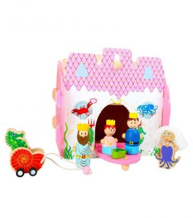 Legler Underwater World Themed Play Set