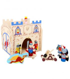 Legler Knights Themed Play Set