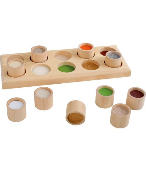 Wooden Touch Memo