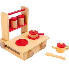 Mobile Kitchen Toy Set by Legler