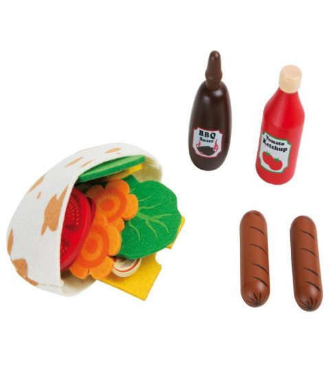 Pita Bread Play Set by Legler