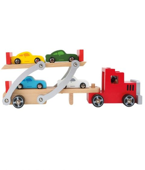 Car Transporter by Legler