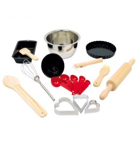 Baking Set Deluxe by Legler