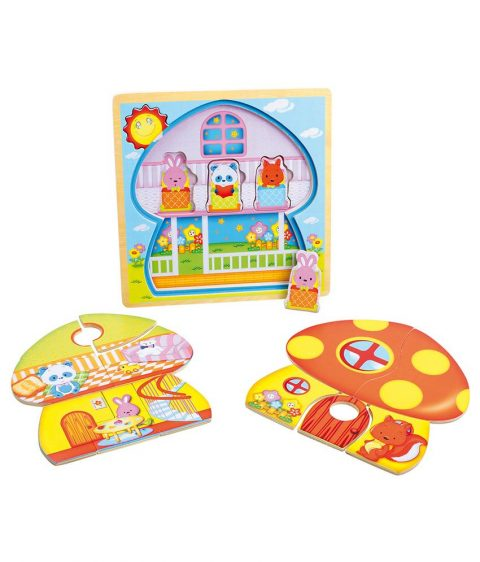 learning game toy set