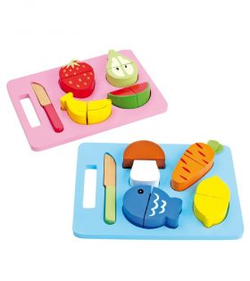 Food Cutting Delicacies for Kids by Legler