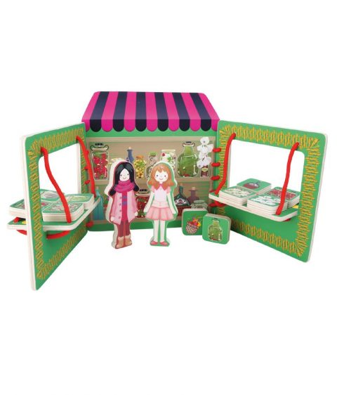 Vegetable Stall for Kids by Legler