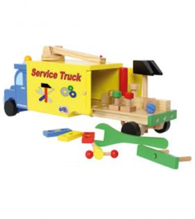 Service Truck For Kids By Legler