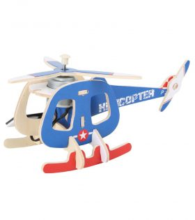 Solar Helicopter for Kids by Legler