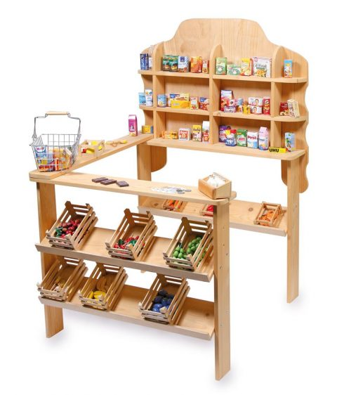 Grocery Nature for Kids by Legler