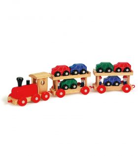 Motorail Train for Kids by Legler