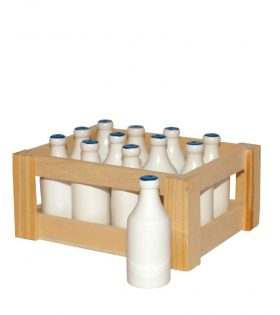 Legler Milk Bottle for Kids