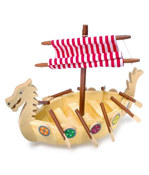 Ship Viking for Kids by Legler
