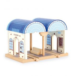 Central Train Station For Kids by Legler