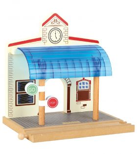 Legler's Main Station Wooden Toy