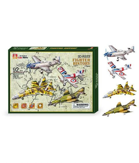 Historic Aeroplanes for Kids by Legler