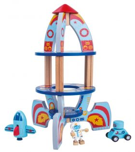 Space Rocket for Kids by Legler
