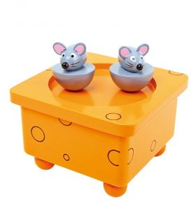 Musical Box Dancing Mice by Legler