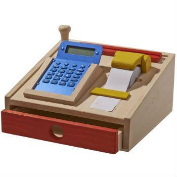 Wooden Cash Register for Children