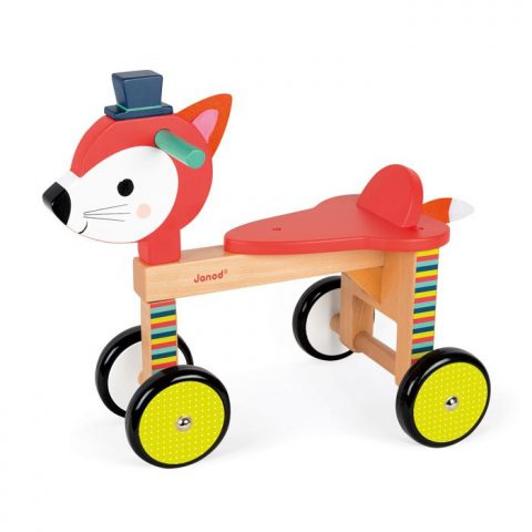 fox ride-on