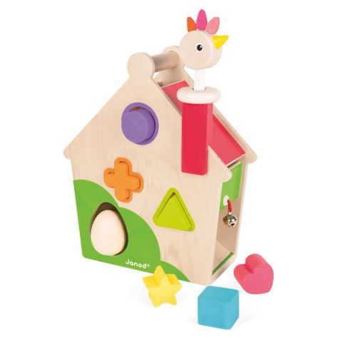 Chick activity house