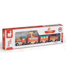 safari train toy