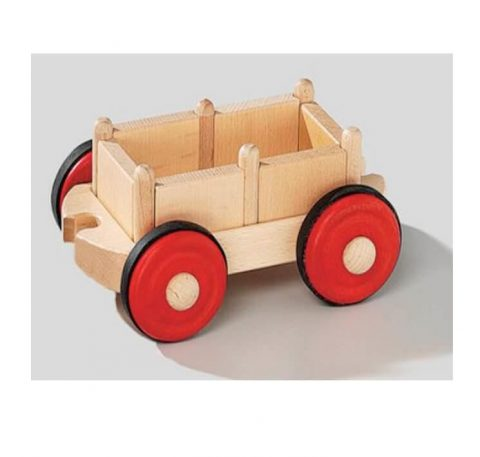 Wooden Combifix Trailer Toy for kids
