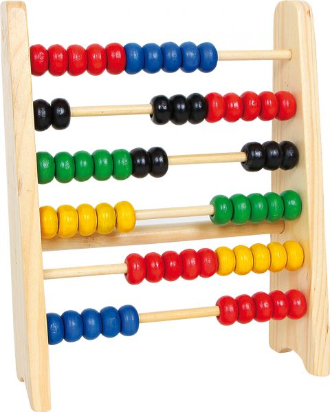 Wooden Abacus Small