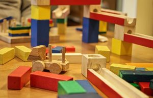 Wooden toys for kids and toddlers
