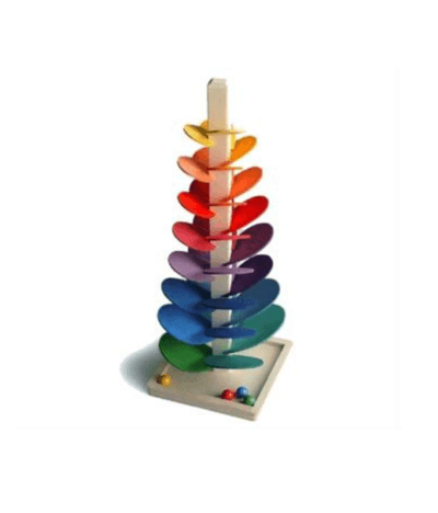 NIC – Musical Rainbow Marble Trees