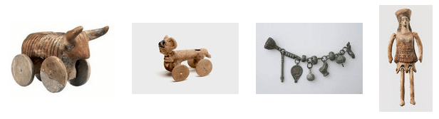 History of wooden toys