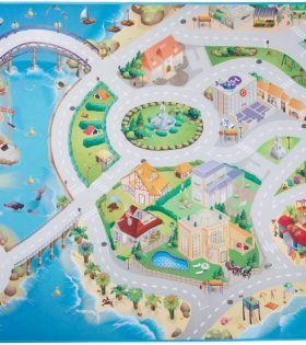 """Island Fun"" Play Mat"