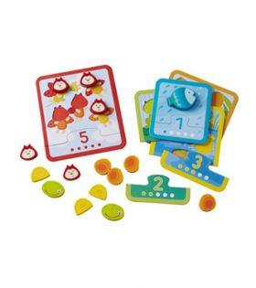 Matching Game Animal Counting