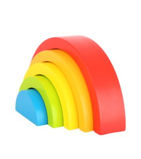 Legler – Rainbow Building Blocks