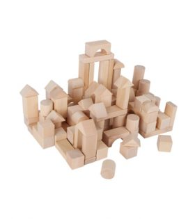 Legler – Wooden Blocks in a Bag