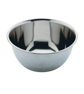 Bowl stainless steel 14 cm