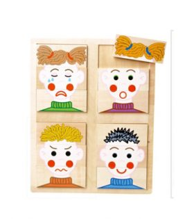 Legler – Wooden Puzzle Faces
