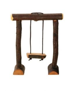 Gluckskafer – Branchwood Swing 14x20cm