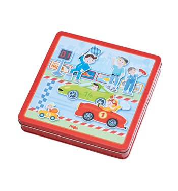 Magnetic Box Cars