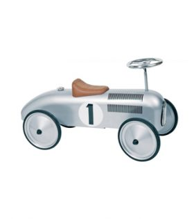 GOKI – Ride On Vehicle Silver