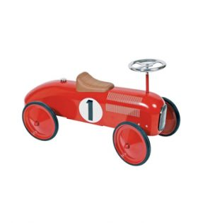GOKI – Ride On Vehicle Red