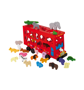 Legler – ABC Animal Bus