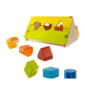 HABA – Triangle Sorting Box