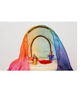 Sarahs Silks Playhouse Kit – Rainbow