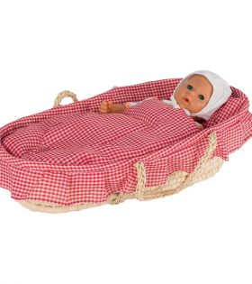 GOKI - Dolls Carry Cradle